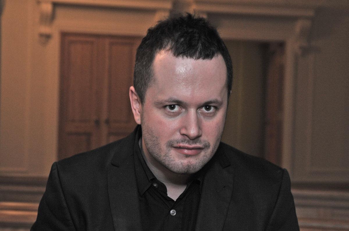 Portrait von Dmitri Tcherniakov